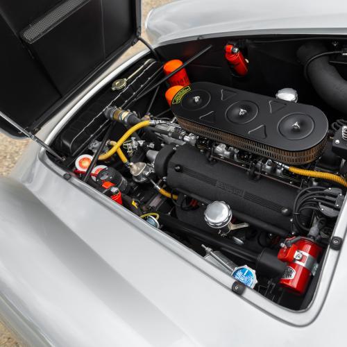 Ferrari 250 GT | les photos de la vente aux enchères de Monterey