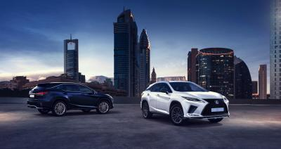 Lexus RX | les photos officielles du restylage 2019