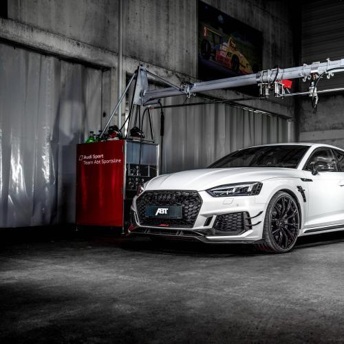 Audi RS5-R par ABT   les photos officielles