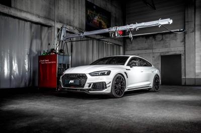 Audi RS5-R par ABT | les photos officielles