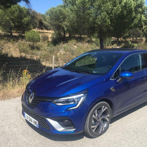Nouvelle Renault Clio : nos photos de l'essai au Portugal