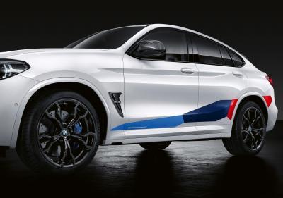 BMW X3 et X4 M | les photos officielles du pack M Performance