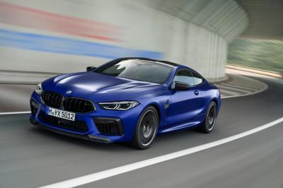 BMW M8 Competition | les photos officielles du coupé et du cabriolet