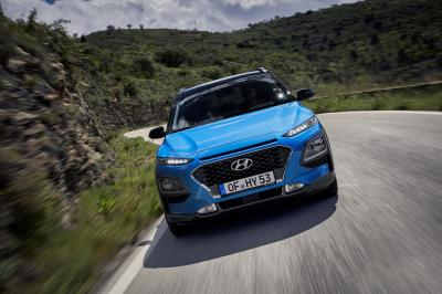 Hyundai Kona hybride | les photos officielles