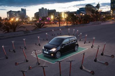 Seat Mii électrique | les photos officielles de la 1ère voiture électrique Seat