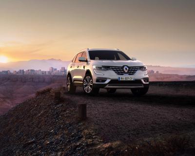 Renault Koleos 2019 | les photos officielles de sa version restylée