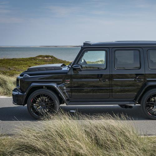 "Brabus 800 ""Black Ops"" & ""Shadow"" 