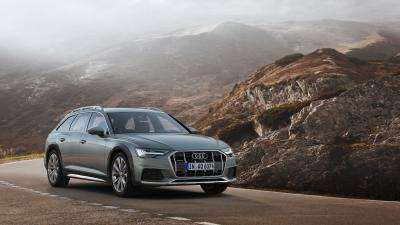 Audi A6 Allroad | les photos officielles du break routier surélevé