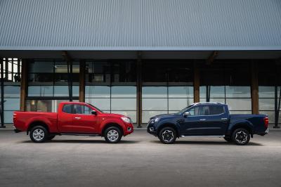 Nissan Navara | les photos officielles du pick-up