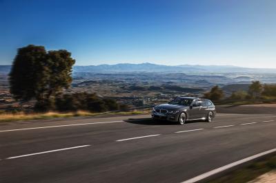 BMW Série 3 Touring | les photos officielles du break bavarois