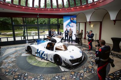 LMPH2G Green GT : l'hydrogène prêt pour les 24 Heures du Mans
