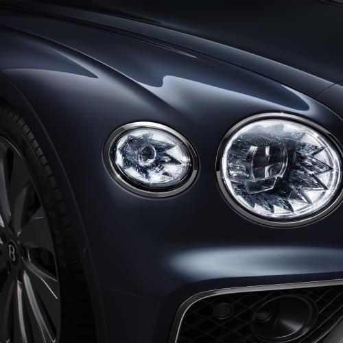 Bentley Flying Spur | les photos officielles de la berline de luxe