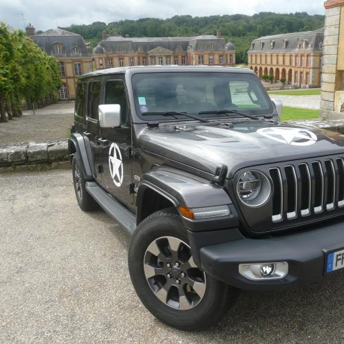 Jeep Wrangler Unlimited | les photos de notre essai