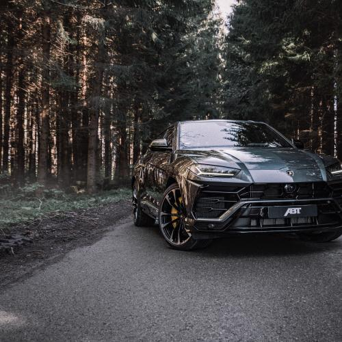 Lamborghini Urus   les photos officielles de la version ABT