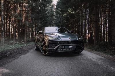 Lamborghini Urus | les photos officielles de la version ABT