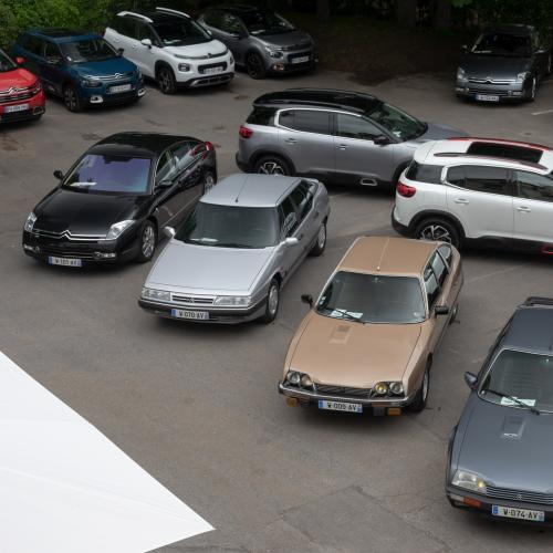 Les photos des Citroën essayées par la rédaction
