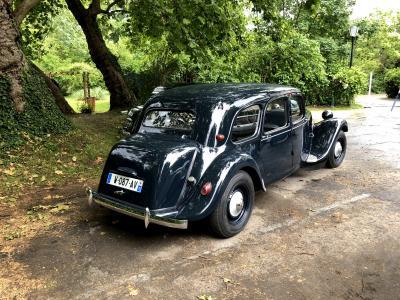 Citroën | nos photos des 100 ans de la marque à Paris
