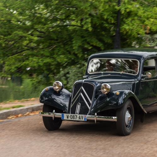 100 ans de confort | Les Citroën Traction Avant en images