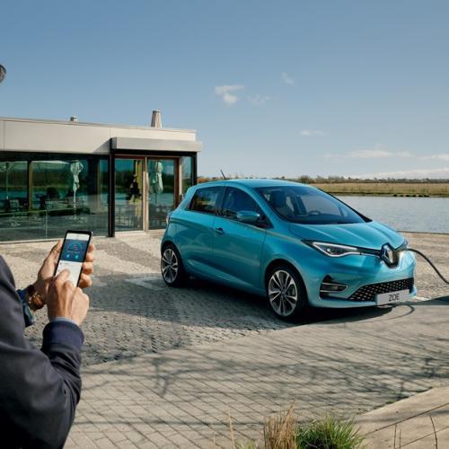 Nouvelle Renault ZOE : toutes les photos officielles de la citadine électrique