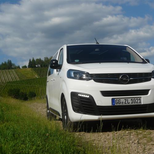 Opel Zafira Life | nos photos du nouveau van germanique