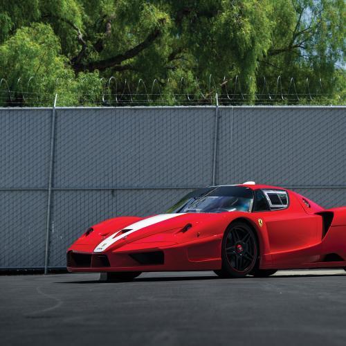 Vente RM Sotheby's | les photos des Ferrari de la collection Ming