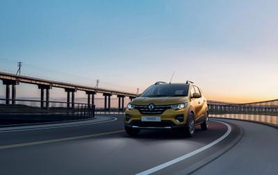Renault Triber | les photos officielles du SUV destiné au marché indien