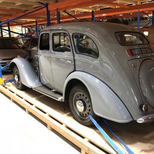Spirit of France by Peugeot | nos photos des réserves du musée