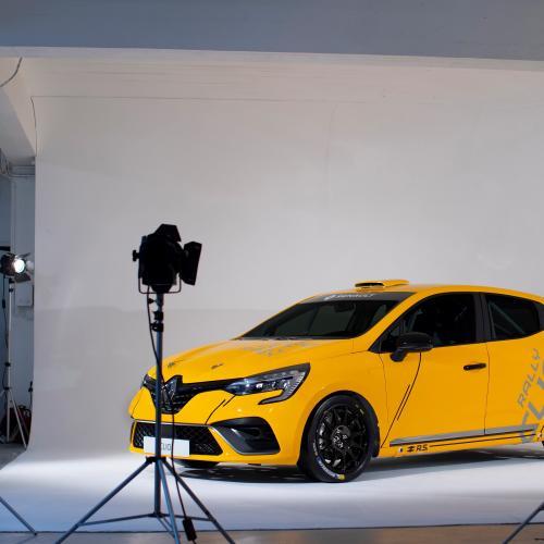 Renault Clio   Cup, Rally et RX - les photos officielles