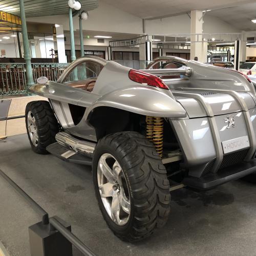 Musée de l'Aventure Peugeot | nos photos