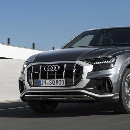 Audi SQ8 | les photos officielles du gros SUV