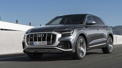 Audi SQ8 | les photos officielles du gros SUV