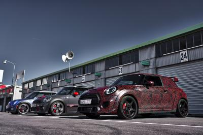 MINI John Cooper Works GP Prototype | les photos officielles