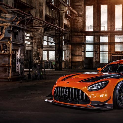 Mercedes-AMG GT3 | les photos officielles