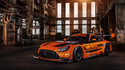 Mercedes-AMG GT3 | les photos officielles