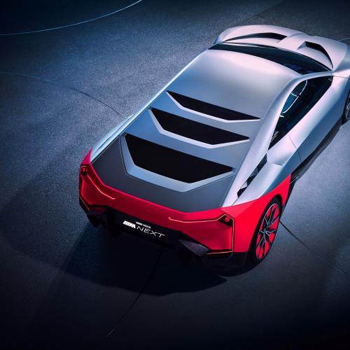 BMW Vision M Next   les photos officielles du prototype d'hypersportive hybride