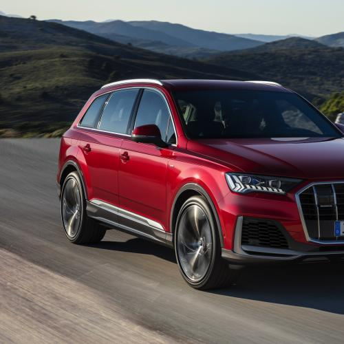 Audi Q7 | les photos officielles du SUV