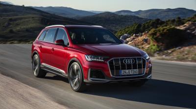 Audi Q7 | les photos officielles du SUV