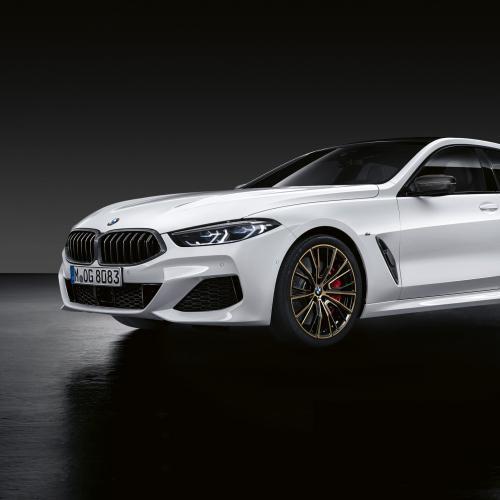 BMW Série 8 Gran Coupé, Série 3 Touring et X1   les photos officielles du pack M Performance