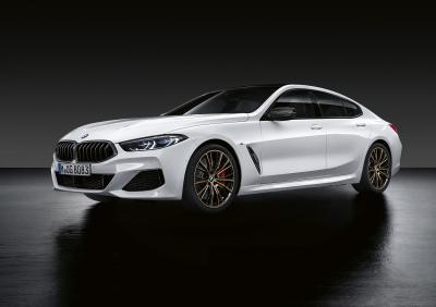 BMW Série 8 Gran Coupé, Série 3 Touring et X1 | les photos officielles du pack M Performance