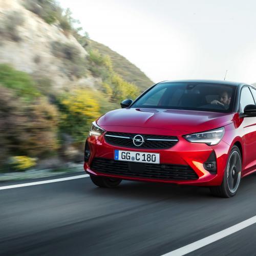 Opel Corsa | les photos officielles de la 6e génération