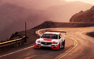 Acura NSX Pace Car : les photos officielles