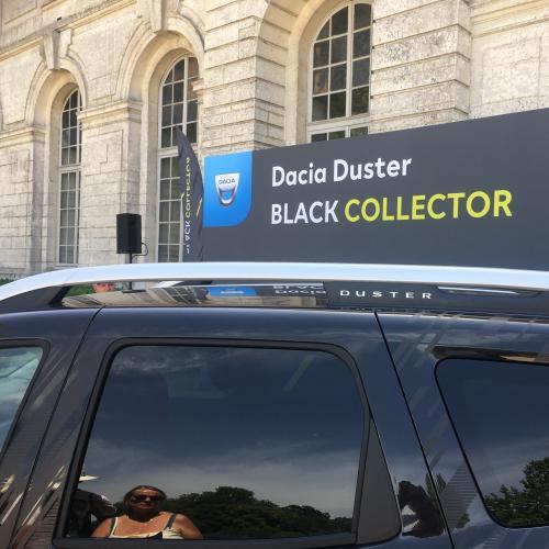Dacia Duster Black Collector   nos photos au pique-nique Dacia 2019