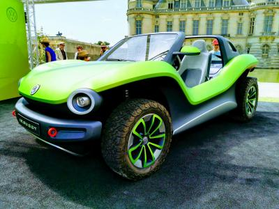Concours d'élégance de Chantilly | nos photos du Volkswagen Buggy