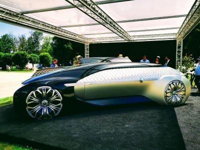 Concours d'élégance de Chantilly | nos photos de Renault EZ Ultimo