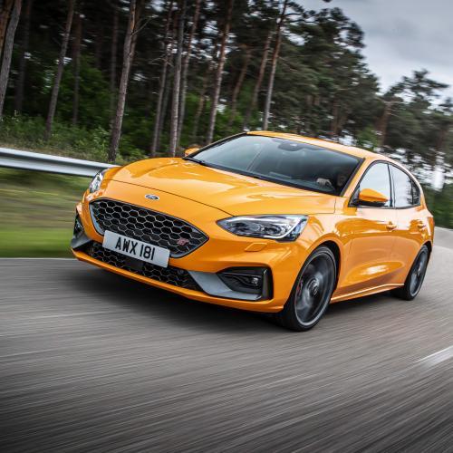 Ford Focus ST | les photos officielles