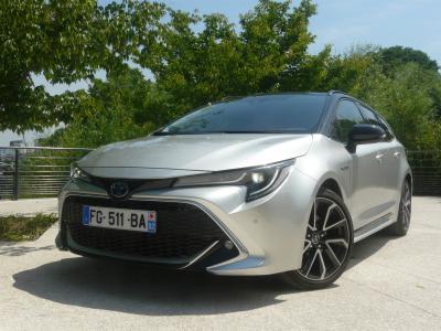 Toyota Corolla Touring Sport | nos photos de l'hybride