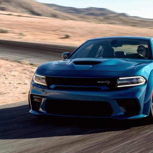 Dodge Charger | les photos officielles des versions SRT Hellcat et Scat Pack