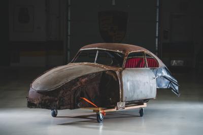 La collection Taj Ma Garaj par RM Sotheby's | les photos des 32 Porche et Volkswagen aux enchères