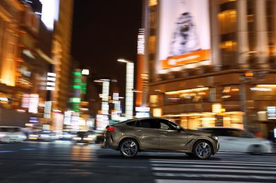 BMW X6 | les photos officielles du SUV Coupé de troisième génération