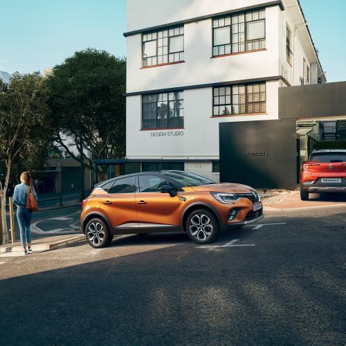 Nouveau Renault Captur : toutes les photos officielles